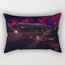 City of Stars Rectangular Pillow
