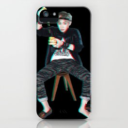 3D JB iPhone Case