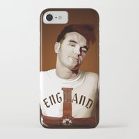 smiths iPhone & iPod Cases featuring The Smiths singer by Studio Caro △