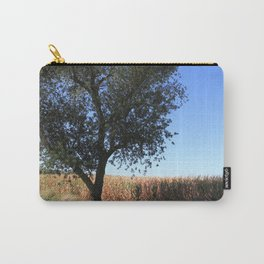 Corn Field in the Midwest Carry-All Pouch