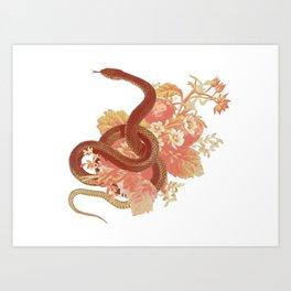 Sweet Something Art Print