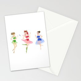 The Good Fairies Stationery Cards