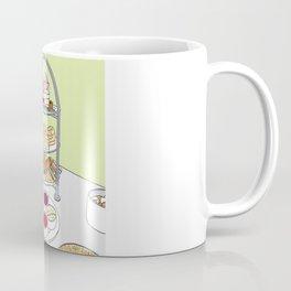 English Afternoon Tea Coffee Mug