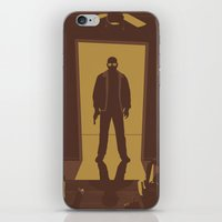 breaking bad iPhone & iPod Skins featuring Breaking Bad by Brandon Riesgo