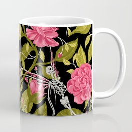 Death of Summer (black and rose) Coffee Mug