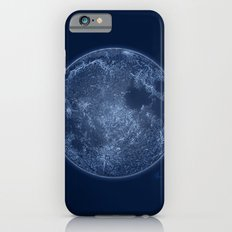 Dark Side of the Moon - Painting iPhone 6s Slim Case