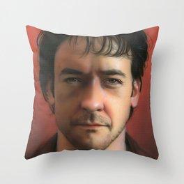 'John Cusack' Throw Pillow