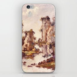 Stone Forest iPhone Skin