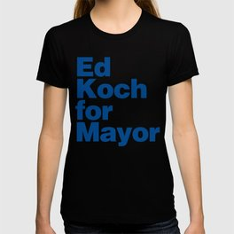 Ed Koch For Mayor T-shirt