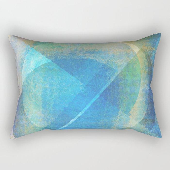 Abstract NC 02 Rectangular Pillow