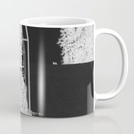 Inverted Ski Lift Coffee Mug