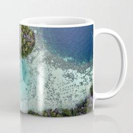 Green Lagoon Coffee Mug