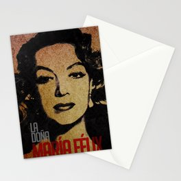 María Félix Stationery Cards