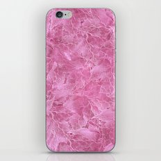 Frozen Leaves 22 iPhone & iPod Skin