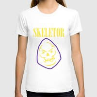 skeletor T-shirts featuring Skeletor Band by Shine Out