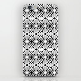 Forever Diamonds Pattern iPhone Skin