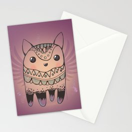 Jelly Fox Stationery Cards