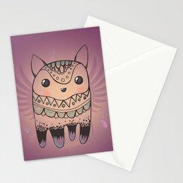 Jelly Fox Stationery Cards