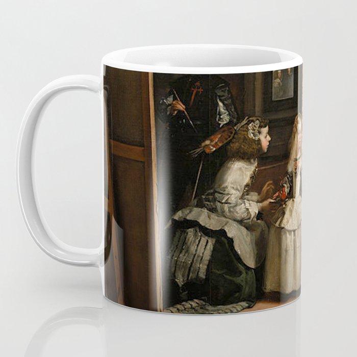 Las Meninas -  Diego Velázquez Coffee Mug