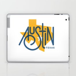 KEEP AUSTIN - ING Laptop & iPad Skin