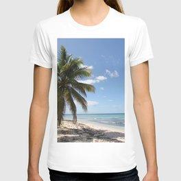 Isla Saona Caribbean Paradise Beach T-shirt
