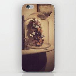 Eternal butterflies iPhone Skin