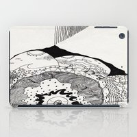 skyfall iPad Cases featuring skyfall by Kyle Ellsworth