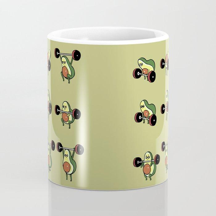 OLYMPIC LIFTING  Avocado Coffee Mug