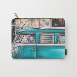 Hippie Van Carry-All Pouch