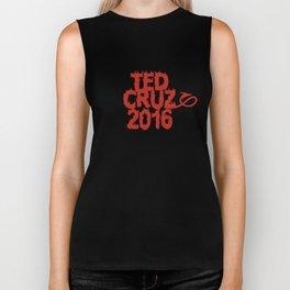 Ted Cruz 2016 Biker Tank