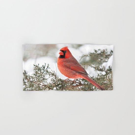 Regal Cardinal Hand & Bath Towel
