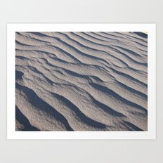 Sand of Time Art Print