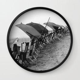 Antique Beach Wall Clock