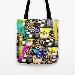 pedazos Tote Bag