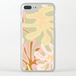 Bororo Clear iPhone Case