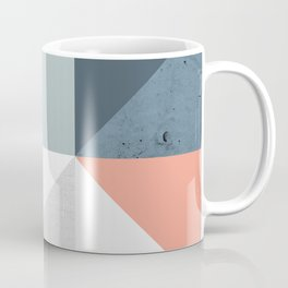 Modern Geometric 12 Coffee Mug