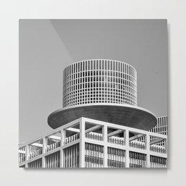 urban tetris Metal Print