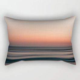 Ocean Colors Bali, Wall Art, Photography Print, Printable Wall Art, Abstract Art Rectangular Pillow