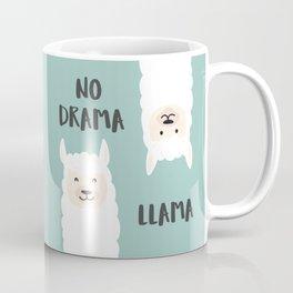 NO DRAMA LLAMA. Coffee Mug