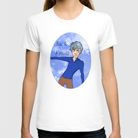 jack frost T-shirts featuring Jack Frost by AlysIndigo