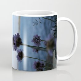 Flowers by the sea Coffee Mug