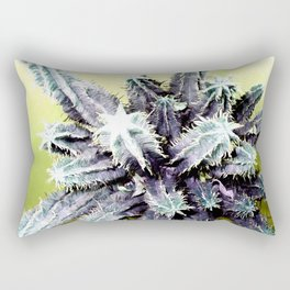 Succulent N.7 Rectangular Pillow