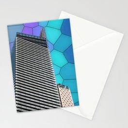Gran Via Alien Wiew Stationery Cards