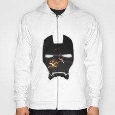 UNREAL PARTY 2012 AVENGERS IRON MAN SPARKS FLYERS  Hoody