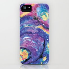 star party iPhone Case