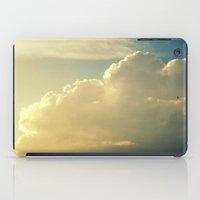 cloud iPad Cases featuring Cloud by Magic Emilia