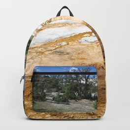 Canary Hot Springs Backpack