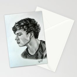 Calum from 5 Seconds of Summer Stationery Cards