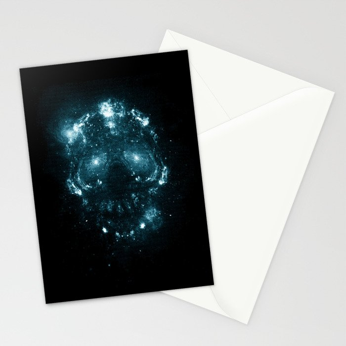 Lost Galaxy Stationery Cards