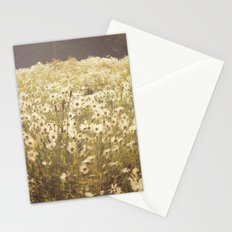 Spinning daisies Stationery Cards
